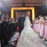 「婚禮錄影」Vincent.Lena 訂結証婚晚宴  台北維多利亞酒店
