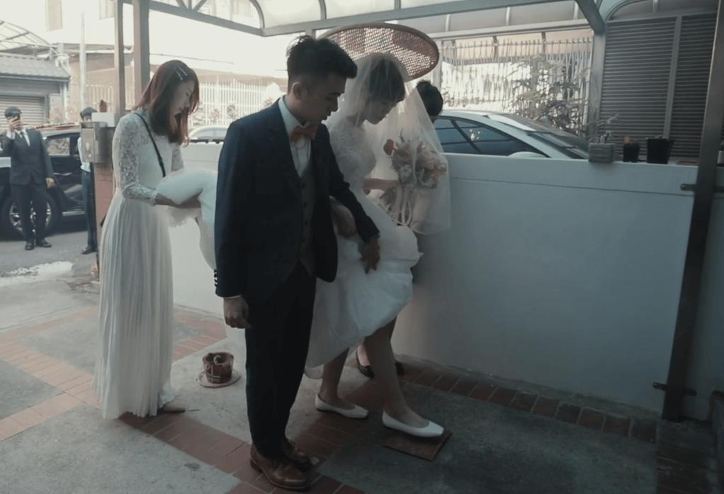 【迎娶必錄】進夫家儀式